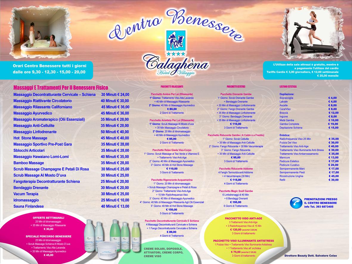 Hotel con Centro Benessere Beauty farm Calabria, SPA Benessere ...