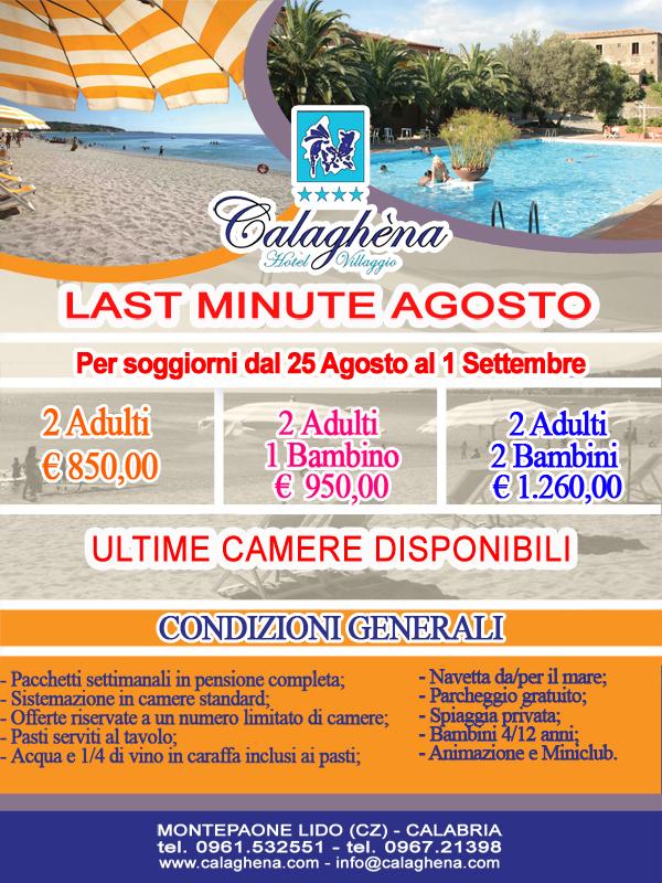 Hotel Villaggio Calaghena: Offerte Speciali - Calaghèna Hotel Village